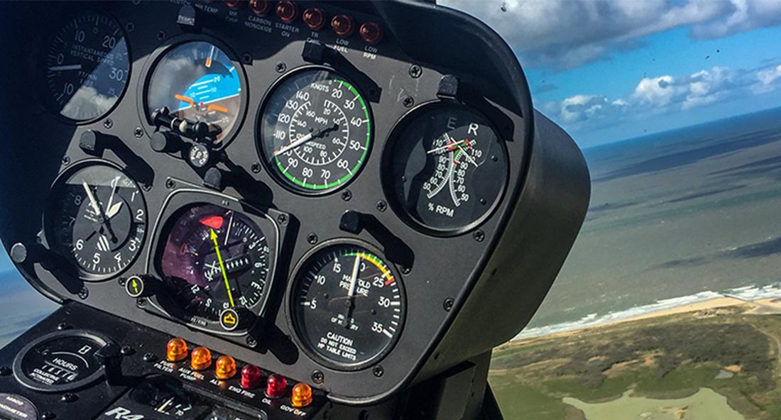 Ontwerp je helikoptervlucht in Stockholm